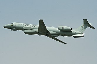 Command and control - Embraer R-99 MULTI INTEL, an example of aircraft with C3I capabilities