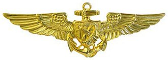 Neil Armstrong - United States Naval Aviator/Astronaut Insignia