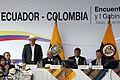 Encuentro Presidencial y I Reunión del Gabinete Binacional Ecuador-Colombia. (8265192202).jpg