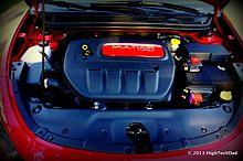 Dodge dart engine specs
