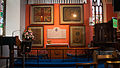 Enniskillen Cathedral of St. Macartin North Aisle Regimental Chapel Altar 2012 09 17.jpg