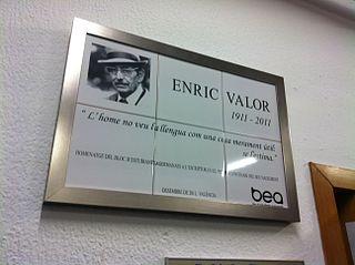 Enric Valor i Vives