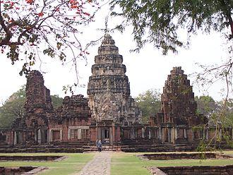 Architecture of Thailand - Phimai temple