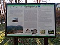 Entrance board of the educational trail towards Medvednica Nature park.jpg