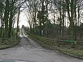 Entrance to Warren Farm - geograph.org.uk - 1136691.jpg