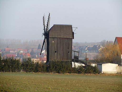 Erdeborn,Windmühle