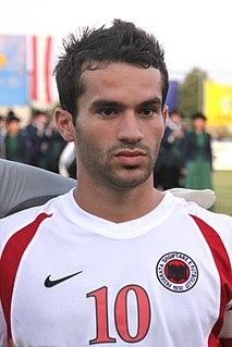 Erando Karabeci Footballer