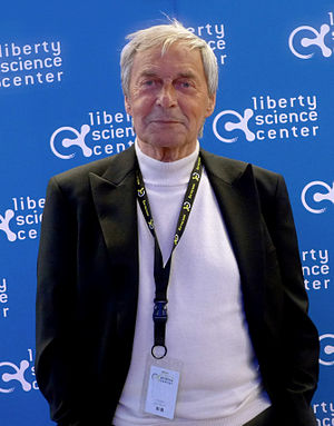 Ernő Rubik - Rubik at the 2014 Genius Gala