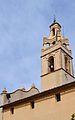 Església de santa Anna de Campell, lateral i campanar.JPG