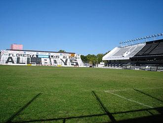 Estadio Islas Malvinas - Image: Estadio Islas Malvinas