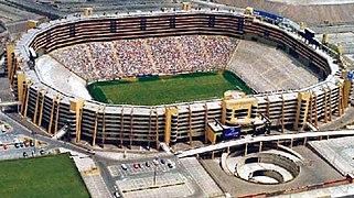 Estadio monumental lima