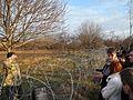 Estonian FM Keit Pentus-Rosimannus visited the administrative boundary line in Khurvaleti. (16035553906).jpg
