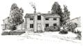 Ett hem Carl Larsson svartvit teckning 03.png