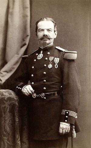 Albert de Rochas - Image: Eugène Auguste Albert de Rochas d'Aiglun Maurice BNF Gallica
