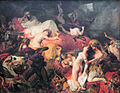 Eugène Delacroix - The Death of Sardanapalus - WGA6173.jpg