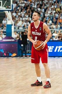 Mateusz Ponitka Polish basketball player