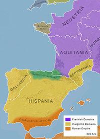 El antiguo Reino de Galicia 200px-Europe-600