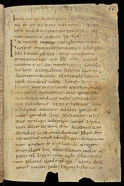 Evangelium Nicodemi manuscript.jpg