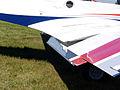 Evektor-Aerotechnik Sportstar C-ILUV 08 showing split flap.JPG