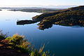 Evening view of Seyhan Dam Lake, Adana 03.JPG