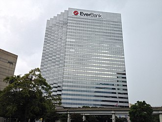 EverBank Center - Image: Ever Bank Center, Downtown Jacksonville, Florida 2013 06 22 18 18