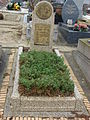 Evergreen on grave of Suresnes2.JPG