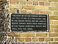 Explanatory notice on canal towpath - geograph.org.uk - 617658.jpg