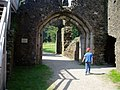 Exploring Restormel Castle - geograph.org.uk - 889883.jpg