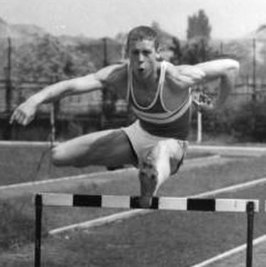 Guy Drut in 1969
