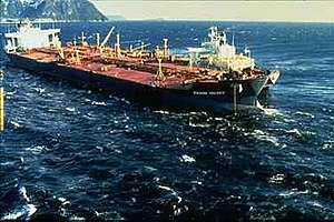 Exxon Valdez - Wikipedia, the free encyclopedia
