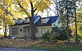Ezra Cox House historic site, 1868, 35790 Thirteen Mile Road, Farmington Hills, Michigan - panoramio.jpg