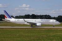 F-HBLG - E190 - Air France