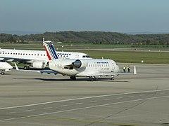 F-HBLJ + F-GRJP - Lyon - 2011-11-11 - IMG 1146.JPG