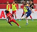 FC RB Salzburg versus Chelsea FC (Testspiel 31. Juli 2019) 09.jpg