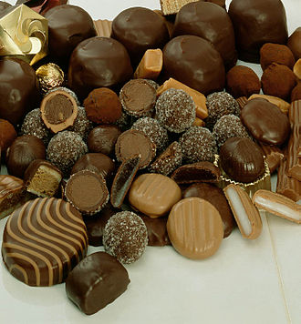 Savoy Truffle - Chocolates with assorted fillings: a box of such confectionery, made by Mackintosh's, provided many of the lyrics to the song.