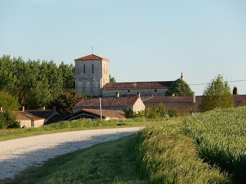 Dœuil sur le Mignon (Charente-Maritime, France).
