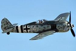 FW190 - Chino Airshow 2014 (15246309761).jpg