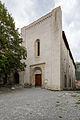 Façade de l'église des Cordeliers, Briançon, France.jpg
