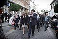 Fabián Picardo en su recorrido tras conocerse que será el nuevo Ministro Principal de Gibraltar (23240097872).jpg