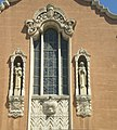 Facade of Blessed Sacrament Catholic Church (Los Angeles, California).JPG