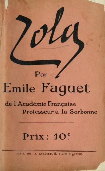File:Faguet - Zola, Eyméoud.djvu