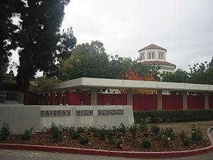 Fairfax High School (Los Angeles)
