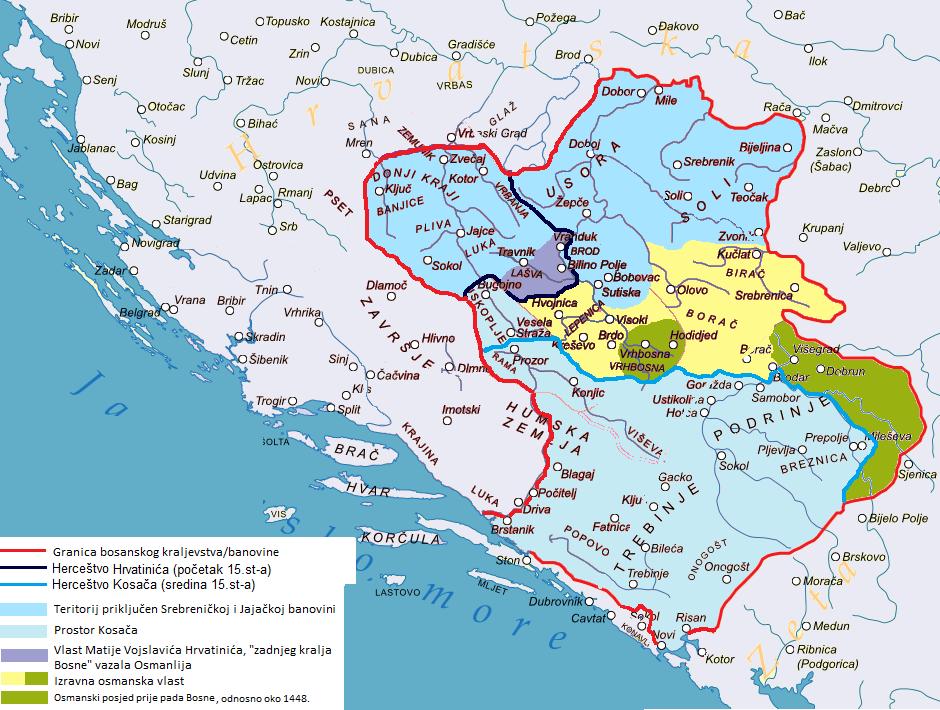 Fall of Bosnia