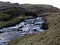 Falls on Loch Humphrey Burn - geograph.org.uk - 684875.jpg
