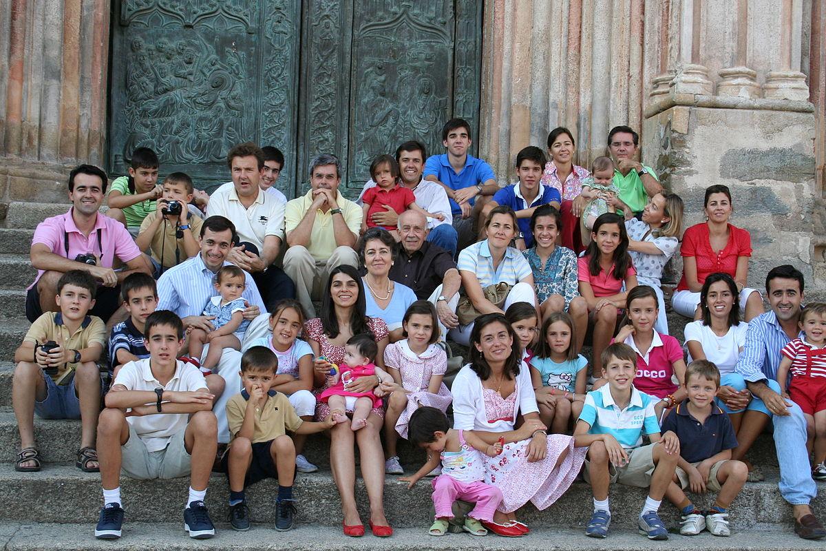 Familia extensa  Wikipedia la enciclopedia libre