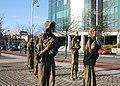 Famine memorial in Dublin (2).JPG