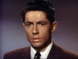 Farley Granger - Granger in the trailer for Rope (1948)