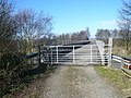 Farmtrack crossing M1 near Woodthorpe - geograph.org.uk - 713804.jpg