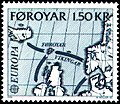 Faroe stamp 064 europe (viking route).jpg