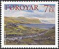 Faroe stamp 528 Bordoyarvik.jpg